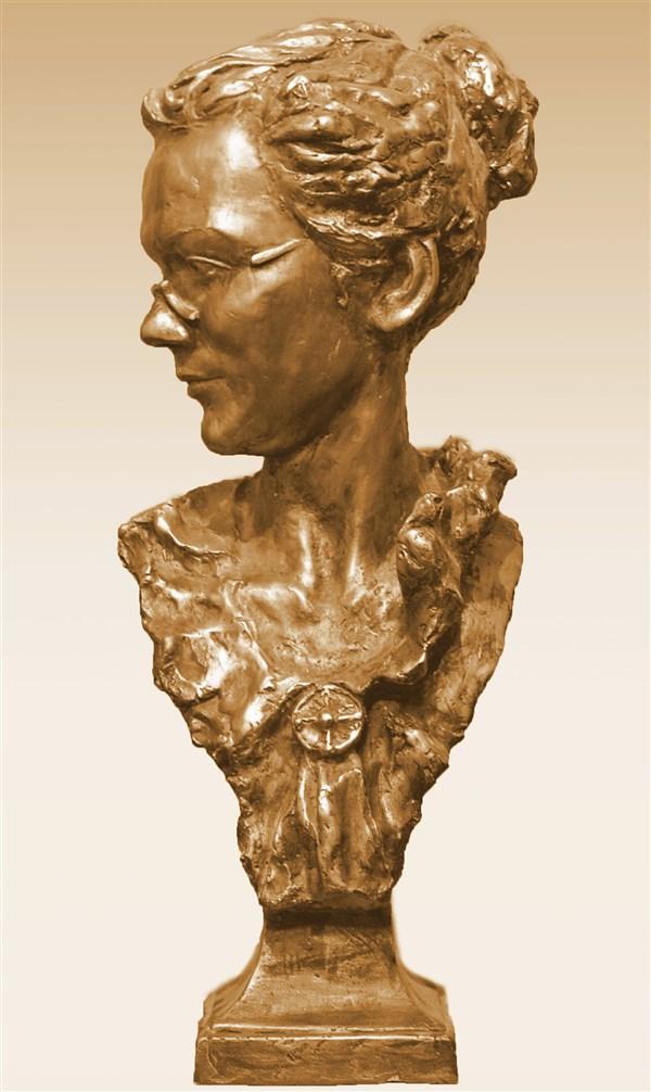 Портрет Анны Ивановна Зеленовой. 2007г.